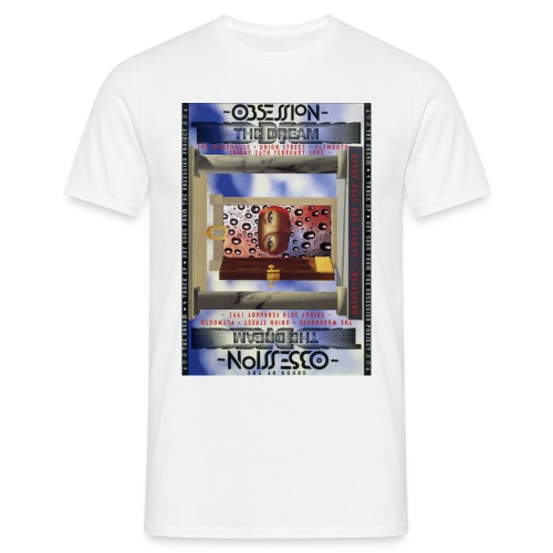 Obsession The Dream Flyer T-shirt - Men's T-Shirt