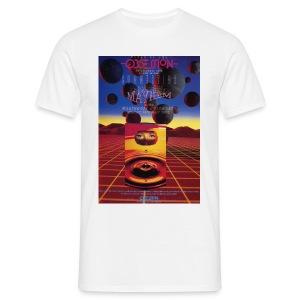 Obsession Summertime Mayhem Flyer T-shirt - Men's T-Shirt