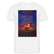 T-Shirts ~ Men's T-Shirt ~ Obsession Passion Rave flyer t-shirt