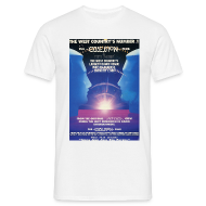 T-Shirts ~ Men's T-Shirt ~ Obsession Rave Club Flyer T-shirt
