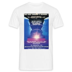 Obsession Rave Club Flyer T-shirt - Men's T-Shirt