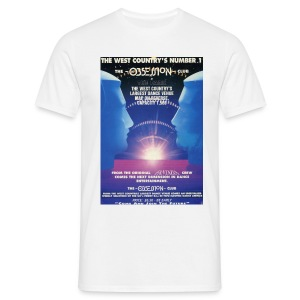 Obsession Rave Club Flyer T-shirt - Men's T-Shirt