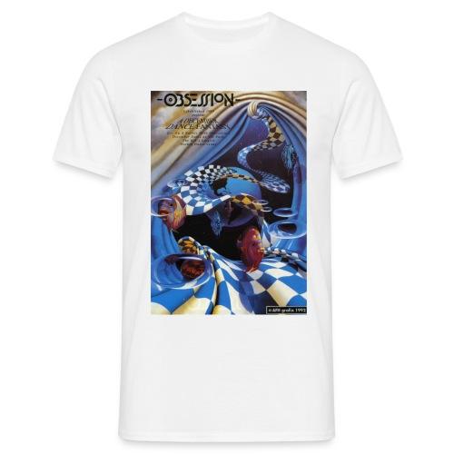 Obsession Dance Fantasy flyer T-shirt - Men's T-Shirt