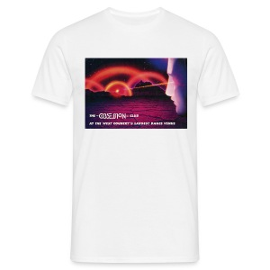 Obsession Rave Flyer T-shirt - Men's T-Shirt
