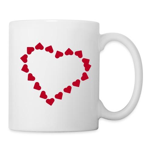 HEARTS - Tasse