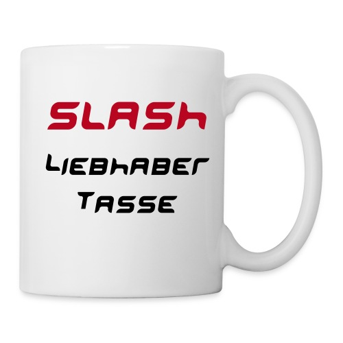 slash Tasse 3 - Tasse