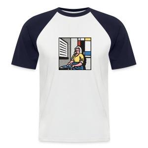 Dutch Opera For Guys - Men's Baseball T-Shirt
