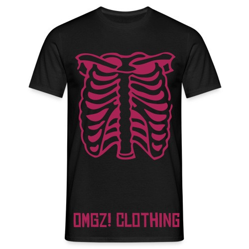 OMGZ! Spooky - Men's T-Shirt