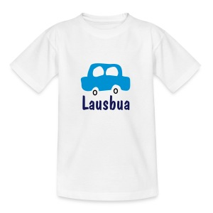 Lausbua - Kindershirt - Teenager T-Shirt