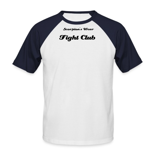 Fight Club T-Shirt - Männer Baseball-T-Shirt