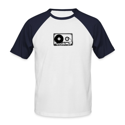 Tape !  - T-shirt baseball manches courtes Homme