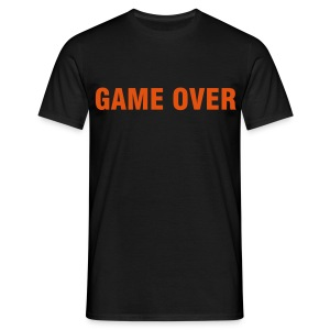 Style: Game Over - Camiseta hombre