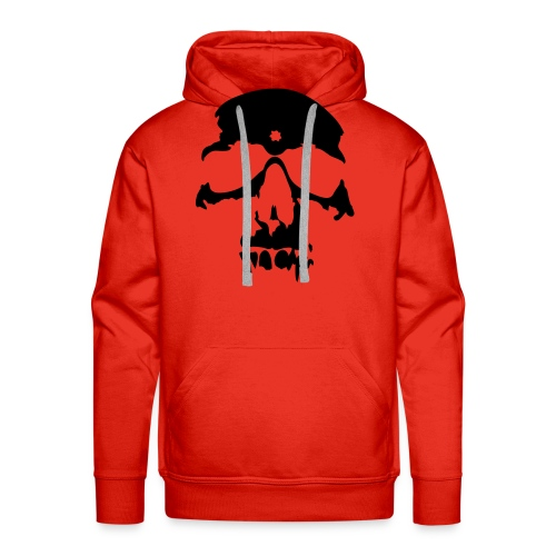 Islandkiters trui +capuchon - Mannen Premium hoodie