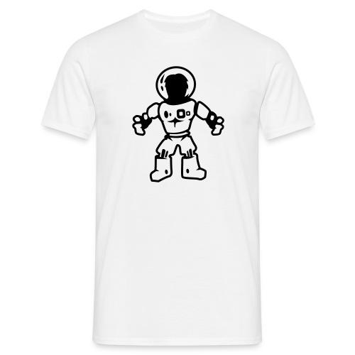 Spaceman - Männer T-Shirt