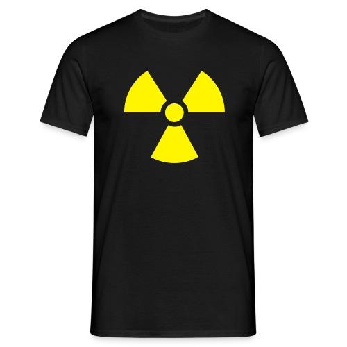 Radioactividad PD - Camiseta hombre