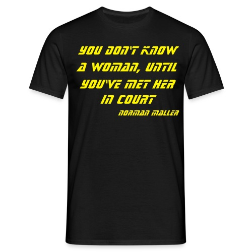 You don't know - Men's T-Shirt