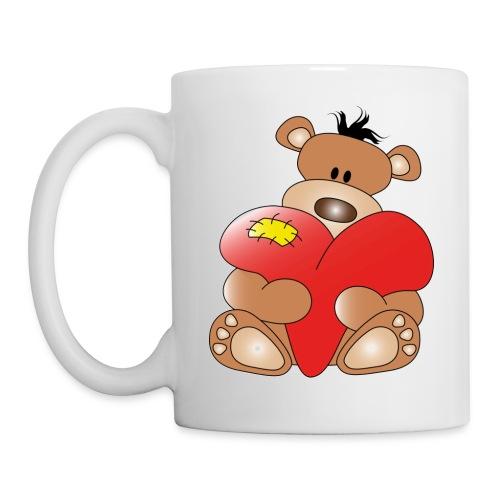 Teddy-mugg - Mugg
