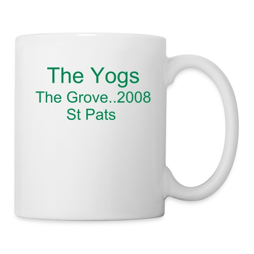 The Yogs St Pats Mug - Mug