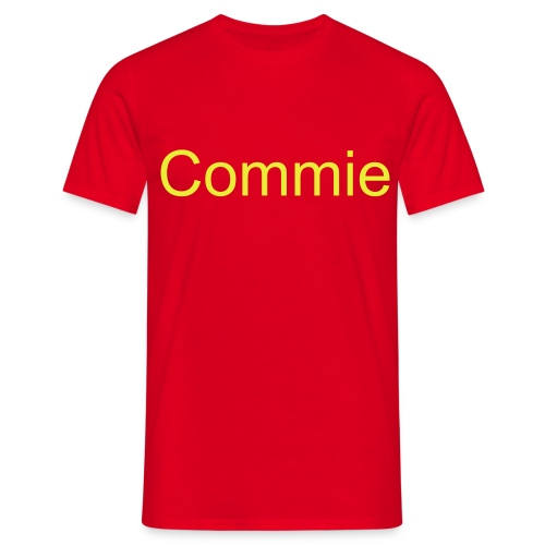 Commie - Men's T-Shirt
