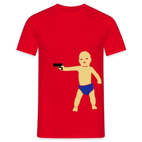 Biggest & Best Svart - T-shirt herr