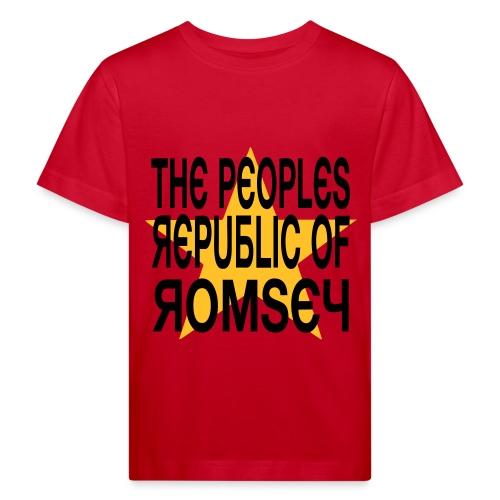 Republic Of Romsey - Kids' Organic T-shirt