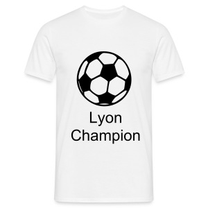 T-shirt Lyon champion - T-shirt Homme