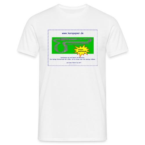 Karopapier - das offizielle Fanshirt - Männer T-Shirt