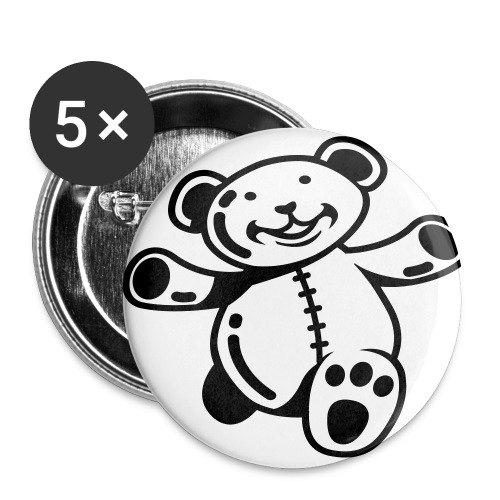 Ted Badge - Buttons large 56 mm