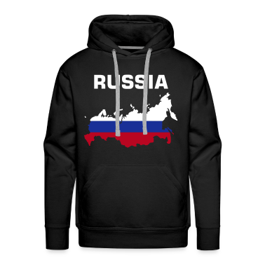 Black Russia Hoodies & Sweatshirts