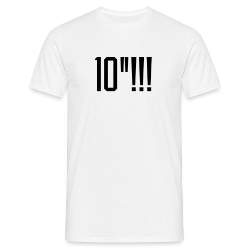 10 - Männer T-Shirt