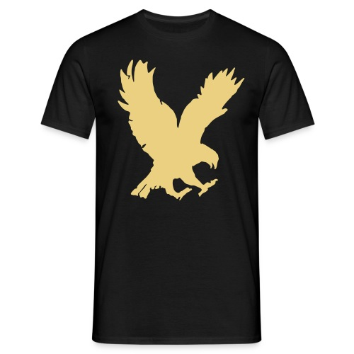 Norwegian Eagle t-shirt - T-skjorte for menn