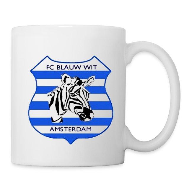 "Mok ""FC Blauw-Wit Amsterdam"""