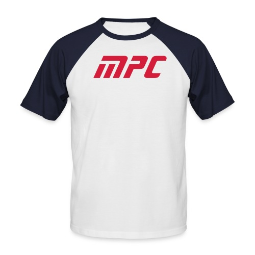 MPC RED t-shirt - T-shirt baseball manches courtes Homme