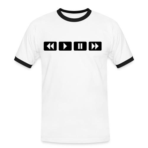 Man's Tee      $27.46 USD - Men's Ringer Shirt