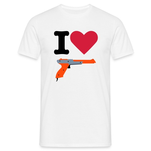 I Love NES - Men's T-Shirt