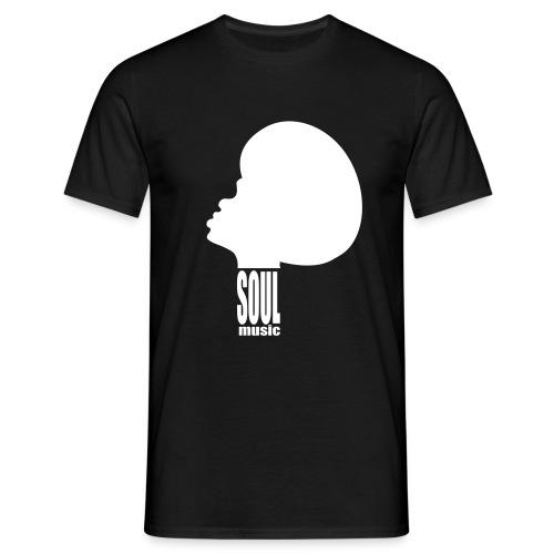 Soul Music Shirt - Männer T-Shirt