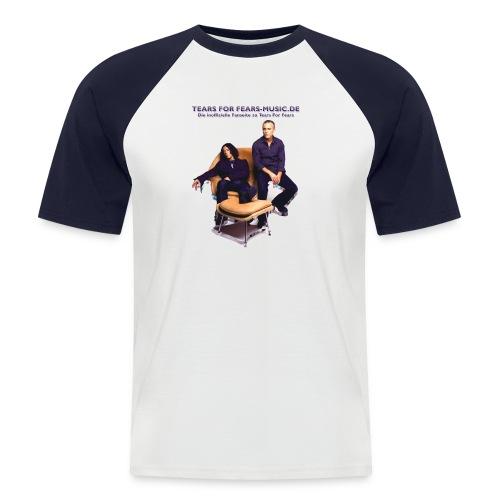 Tears For Fears - Hanes Raglan Kurzarm - Männer Baseball-T-Shirt