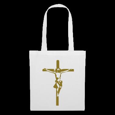 White Jesus Bags