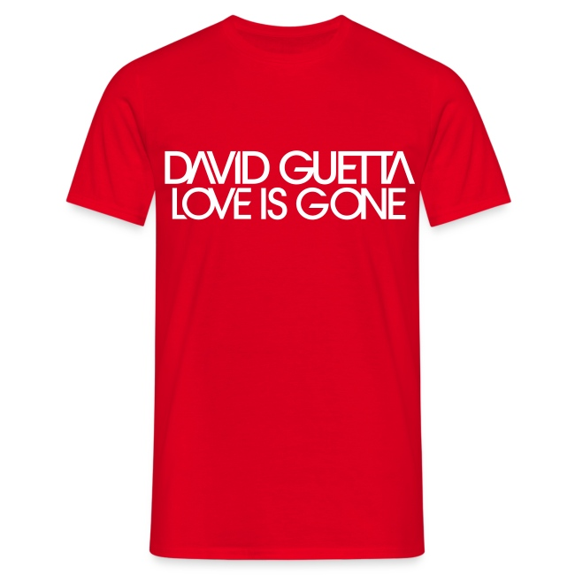 David Guetta Love Gone Homme