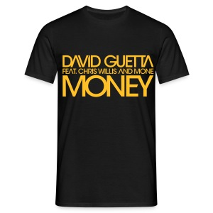 David Guetta Money Homme - T-shirt Homme