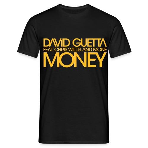 David Guetta Money Homme - T-shirt Homme