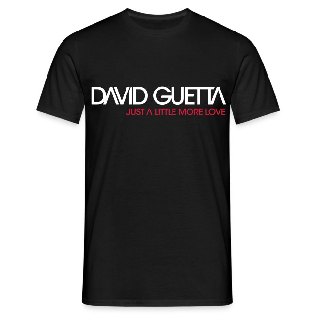 David Guetta More Love Homme