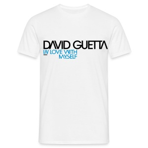 David Guetta In Love Homme - T-shirt Homme