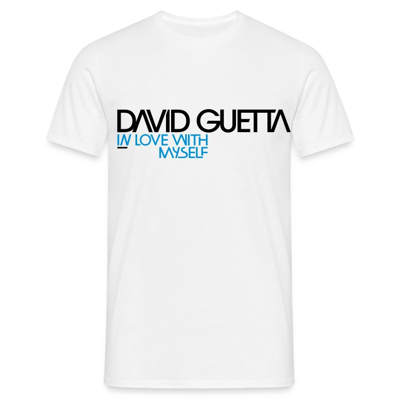 David Guetta In Love Homme - T-shirt Homme