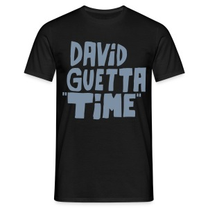 David Guetta Time Homme - T-shirt Homme