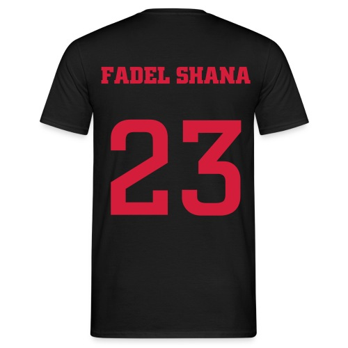 RIP Fadel Shana - back - Men's T-Shirt