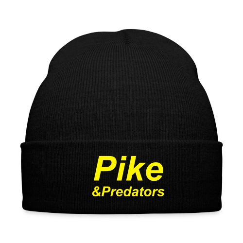 Pike & Predators wooly hat - Winter Hat