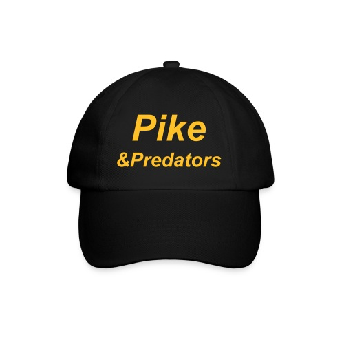 Pike and Predators Baseball Cap - Baseball Cap