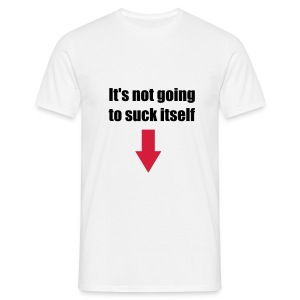 Comfort T (It's not going to) - Men's T-Shirt