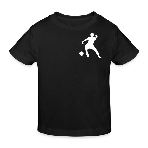 Childrens Football T-Shirt - Kids' Organic T-Shirt